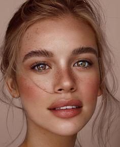 Beauty make up, no make up makeup, fresh makeup look, natural Beauty Make-up, Beauty Hacks, Hair Beauty, Beauty Skin, Beauty Bay, Beauty Guide, Beauty Ideas, Beauty Zone, Sally Beauty