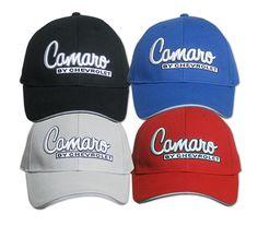 617b5c16808 Chevy Camaro Hat. Chevrolet LogoChevrolet ...