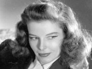 """Katharine Hepburn:  An overnight sensation upon winning her first Academy Award for ""Morning Glory"" (1933), the headstrong actress soon chafed under the constraints of the male-dominated studio system.  She was one of the first American female celebrities to wear trousers.  ""The Philadelphia Story"" (1940) allowed her to take control over her career as few actresses had before."""