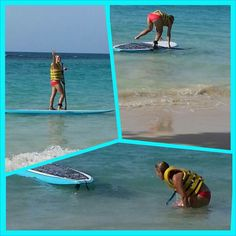 Paddle boarding in Jamaica! Jamaica Vacation, Paddle Boarding, Boards, Bikinis, Vacation In Jamaica, Planks, Bikini, Stand Up Paddling, Bikini Tops