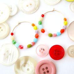 summer fun earrings