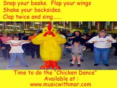 Buck, Buck -- Chicken Dance!