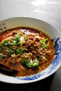 dandan noodle.