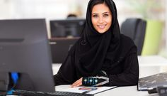 The Abaya in the Boardroom: With strong role models and new opportunities, Arab women are making their mark in big business. #MiddleEast