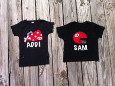 Hey, I found this really awesome Etsy listing at https://www.etsy.com/listing/106447251/custom-boutique-applique-game-day-boys