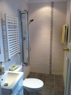 Wet room layout idea but move toilet to other end opposite shower and have basin under window slate floor