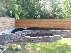 Image result for diy fence with corrugated iron and timber