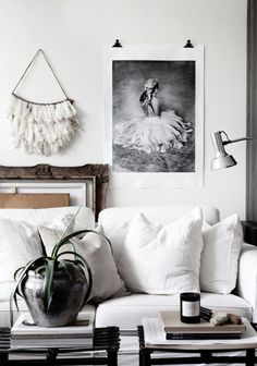 Nordic aesthetics with a fantastic bohemian and ethnic touch.