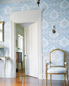 French Country Style Interior Design certainly not walk out types. French Country Style Interior Design might be adorned in m Country Interior Design, Interior Design Pictures, Interior Ideas, French Country Interiors, French Country Decorating, Contemporary Wallpaper, Contemporary Style, Beach House Decor, Home Decor