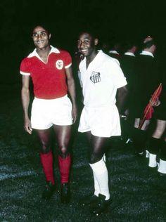Eusebio & Pelé