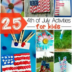 4th of July crafts