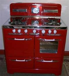 red appliances