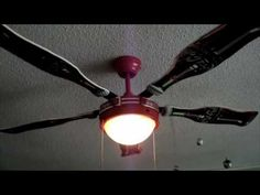 One of my Childhood Ceiling Fans CEC - YouTube