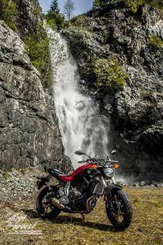 2015 #Yamaha FZ-07 naked roadster is a great step-up or entry level #motorcycle http://esr.cc/1oYPyXS