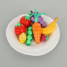 Fruits et légumes en pâte à modeler « Model Magic » | DeSerres