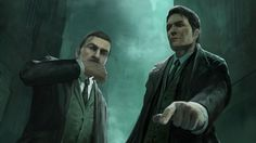 Игра Sherlock Holmes: Crimes and Punishments