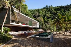 The Paraty House / Marcio Kogan Architects