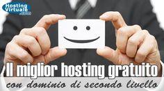 Il miglior hosting gratuito con dominio di secondo livello Il titolo, volutamente provocatorio, lascia intuire di che tipo di servizio parleremo, sia per fare un po' di chiarezza ma sia per affermare chiaramente che attualmente non c'è un servizio simile a HostingGratis, il primo e unico hosting gratuito che oltre a spazio web, posta elettronica e database MySQL, offre gratuitamente anche... http://www.hostingvirtuale.com/blog/miglior-hosting-gratuito-con-dominio-di-secondo-livello-4661.html