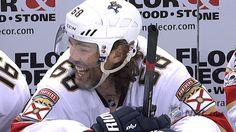 New party member! Tags: lol hockey laughing laugh nhl haha ice hockey panthers florida panthers jagr jaromir jagr fl panthers