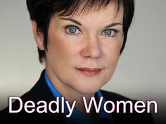 Deadly Women - if you weren't familiar with this (amazing) show, you'd probably assume this is a photo of one of the deadly women. ( By the way, I love Candice Delong! Investigation Discovery, True Crime Books, Tv Show Games, Watch Tv Shows, Tv Land, Discovery Channel, Reality Tv Shows, Girl Short Hair, Me Tv