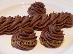 Pařížský krém Oreo Cupcakes, Fondant Cupcakes, Cupcake Cakes, Cakes Plus, Birthday Chocolates, Czech Recipes, How Sweet Eats, Christmas Baking, Sweet Recipes