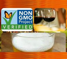 List of Non-GMO Project Verified Beer & Wines to Try This Holiday Season Healthy Food Options, Healthy Recipes, Gmo Facts, Benefits Of Organic Food, Health Benefits, Organic Wine, Free Beer, Organic Living, Organic Gardening Tips
