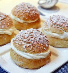 Laskiaispullat | Keliakialiitto Margarita, Hamburger, Pancakes, Bread, Breakfast, Food, Morning Coffee, Crepes, Pancake