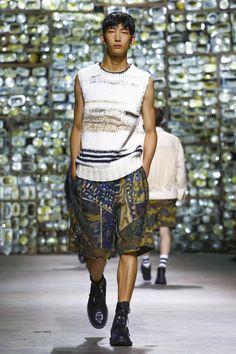 Dries Van Noten Menswear Spring Summer 2017 Paris