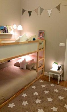 Quando duas camas quase ocupam o mesmo lugar num quarto… – Blog Midá