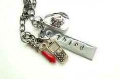 Mirai Nikki/Future Diary Third's Necklace