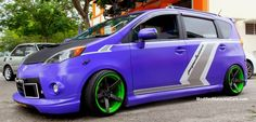 Story Of Car Modification in Worldwide.: Perodua ALZA Modified