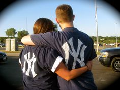 This WILL be my relationship...only he will be on the team (;
