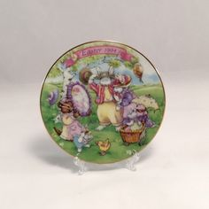 1994 Avon Easter Plate, Findavon.com