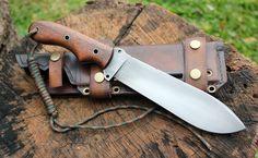 VCA - Voss Cutelaria Artesanal, is a Custom Knife maker run by Brazilian João Alexandre Voss