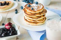 Tato pleťová maska to dokáže - www. Sweets, Breakfast, Recipes, Food, Pancakes, Berries, Food Portions, Food Food, Breakfast Cafe