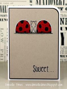 Danielle Daws: Sweet Ladybugs