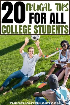These frugal tips will help you save money in college. You will be able to live frugally no matter how much you have to spend. You can easily live with little money if you don't have a lot to spend. These are great college tips for any college student that want to know great budgeting tips. #frugaltips #budgetingtips #college #collegelifehacks College Life Hacks, College Tips, Teaching Kids Money, Study Tips For Students, Money Management Books, Exam Study Tips, All Colleges, University Life, Budgeting Tips