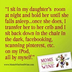 Moms who need wine