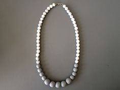 Thanks, I Made It : DIY Marble Necklace