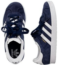 Kids' Adidas® classic Gazelle sneakers $55.00 thestylecure.com