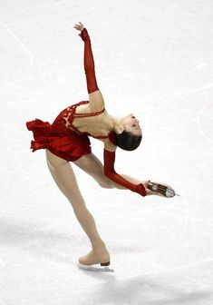 sasha cohen skates during the ladies short program at the US figure skating championships at spokane arena
