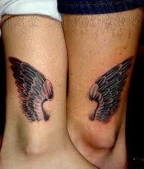 angel wings tattoo #matching #tattoo