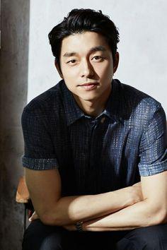 Gong Yoo Shares His Own Personal Fears in 'Train to Busan' Interview -Koogle TV Busan, Korean Star, Korean Men, Asian Actors, Korean Actors, Jun Matsumoto, Hong Ki, Goblin Gong Yoo, Song Joong