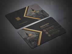 Creative Business Card by Jihadraj on Card Templates, Creative Business, Business Cards, Branding, Social Media, Graphic Design, Lipsense Business Cards, Brand Management, Card Patterns