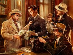 al capone art wallpaper inspirational al capone with his mafia accountant gangster war art of al capone art wallpaper Real Gangster, Mafia Gangster, Al Capone, Arte Pulp Fiction, Mafia Crime, Call Of Cthulhu, Pulp Art, Dieselpunk, Pop Culture