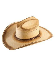 eed0222cf02 Jason Aldean Georgia Boy Palm Leaf Cowboy Hat. Western HatsCowgirl ...
