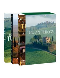 The Tuscan Trilogy: The Hills of Tuscany / A Vineyard in Tuscany / The Wisdom of Tuscany (Three-book slipcased edition) by Ferenc Máté http://www.amazon.com/dp/0920256783/ref=cm_sw_r_pi_dp_icvevb1FHFKZG