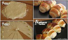 Peynirli Katmer Poğaça Tarifi en nefis nasıl yapılır? Kendi yaptığımız Peynirli Katmer Poğaça Tarifi'nin malzemeleri, kolay resimli anlatımı ve detaylı yapılışını bu yazımızda okuyabilirsiniz. Aşçımız: Serpil'in Mutfağı