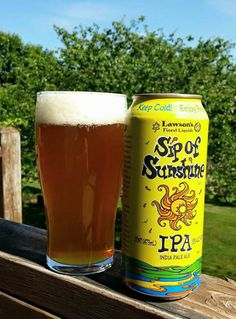 Year of New Beer: Sip Of Sunshine, Lawson's Finest Liquids (VT)