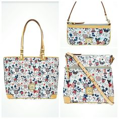 Americana By Dooney Bourke The Latest Collection Disney In Time For 4th